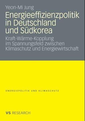 Energieeffizienzpolitik in Deutschland und Sudkorea af Yeon-Mi Jung
