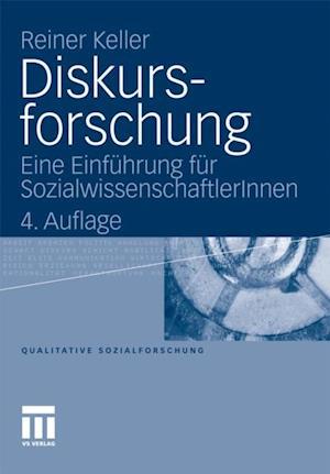 Diskursforschung af Reiner Keller