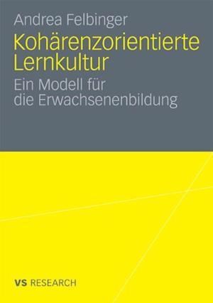 Koharenzorientierte Lernkultur af Andrea Bernhard