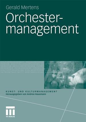 Orchestermanagement af Gerald Mertens