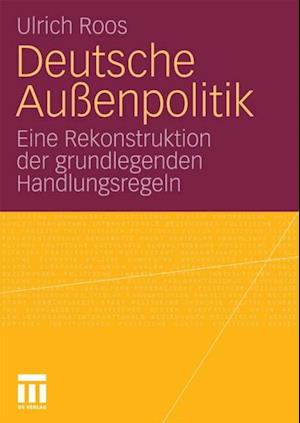 Deutsche Auenpolitik af Ulrich Roos