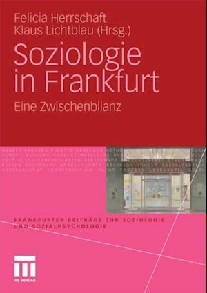 Soziologie in Frankfurt
