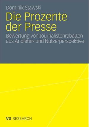 Die Prozente der Presse af Dominik Stawski