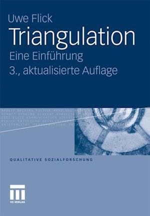 Triangulation af Uwe Flick