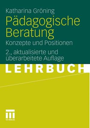 Padagogische Beratung af Katharina Groning