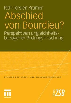 Abschied von Bourdieu? af Rolf-Torsten Kramer