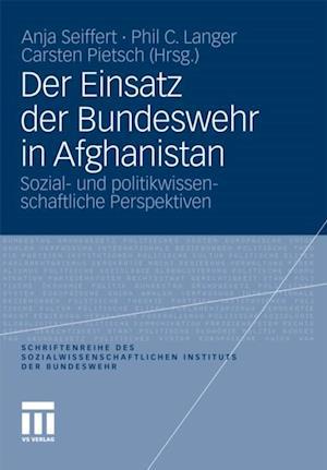 Der Einsatz der Bundeswehr in Afghanistan
