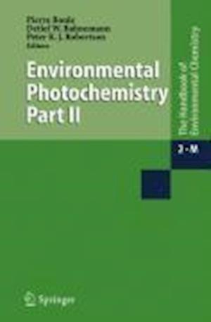 Environmental Photochemistry af Pierre Boule, Peter Robertson, Detlef Bahnemann