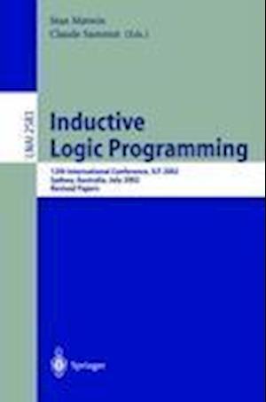 Inductive Logic Programming af Stan Matwin, Claude Sammut