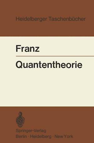 Quantentheorie af Walter Franz