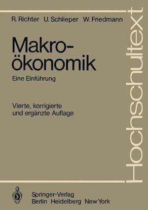 Makrookonomik af Rudolf Richter