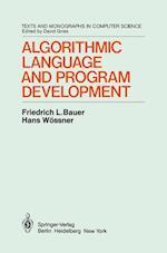 Algorithmic Language and Program Development af Bauer