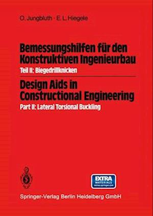 Bemessungshilfen Fa1/4r Den Konstruktiven Ingenieurbau / Design AIDS in Constructional Engineering af E. L. Hiegele, Otto Jungbluth