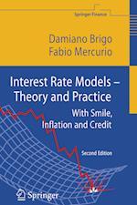 Interest Rate Models - Theory and Practice af Fabio Mercurio, Damiano Brigo