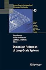 Dimension Reduction of Large-scale Systems af Danny C Sorensen, Peter Benner, Volker L Mehrmann