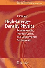 High-energy-density Physics af Drake