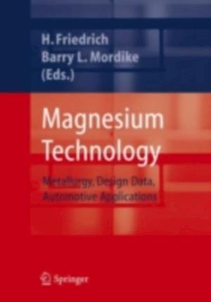 Magnesium Technology af Horst Friedrich