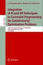 Integration of AI and or Techniques in Constraint Programming for Combinatorial Optimization Problems af Barbara Smith, J Christopher Beck
