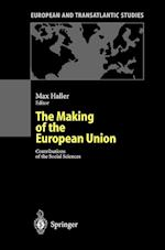 The Making of the European Union af Max Haller