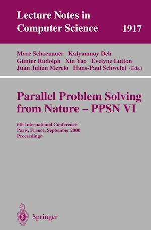 Parallel Problem Solving from Nature - PPSN VI af Gunther Rudolph, Evelyne Lutton, Kalyanmoy Deb
