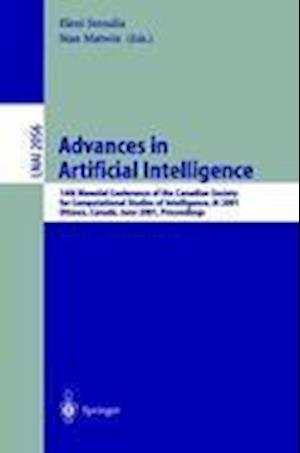 Advances in Artificial Intelligence af Stan Matwin, Eleni Stroulia