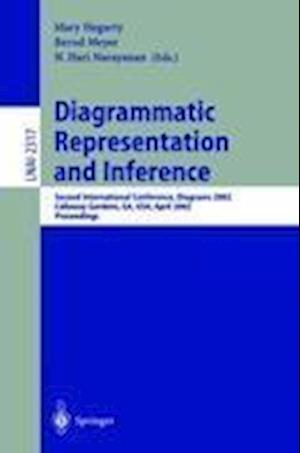 Diagrammatic Representation and Inference af Bernd Meyer, Mary Hegarty, N Hari Narayanan