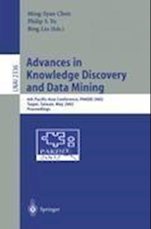 Advances in Knowledge Discovery and Data Mining af Philip S Yu, Bing Liu