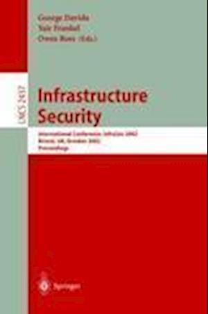 Infrastructure Security af Yair Frankel, Owen Rees, George Davida