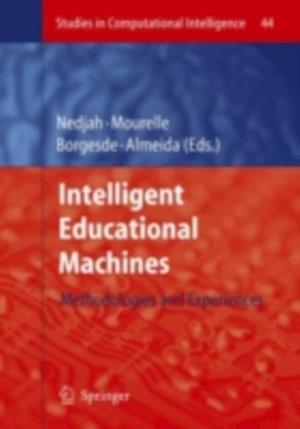 Intelligent Educational Machines