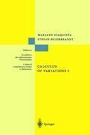 Calculus of Variations af Stefan Hildebrandt