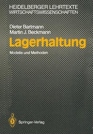 Lagerhaltung af Martin J. Beckmann, Dieter Bartmann