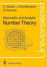 Geometric and Analytic Number Theory af Edmund Hlawka