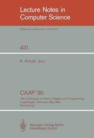 CAAP '90 af Andre Arnold