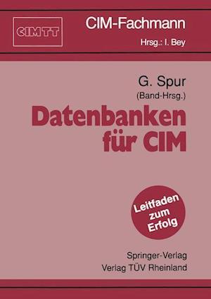 Datenbanken fur CIM af Gunter Spur
