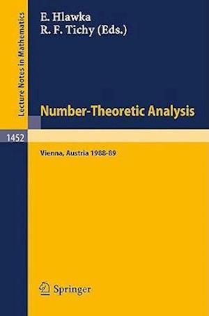 Number-Theoretic Analysis af Edmund Hlawka