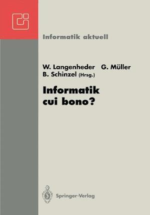 Informatik Cui Bono? af Werner Langenheder