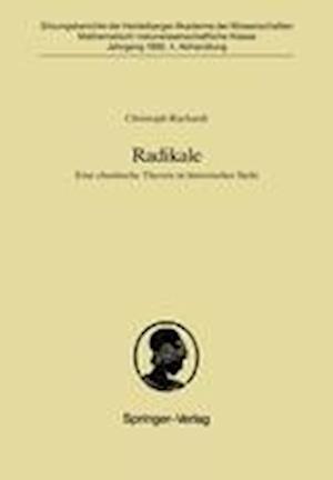 Radikale af Christoph Ruchardt