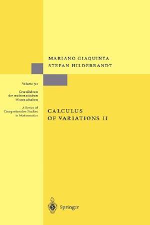 Calculus of Variations af Stefan Hildebrandt, Mariano Giaquinta