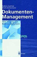 Dokumenten-Management af Hans Strack-Zimmermann, Jrgen Gulbins, Markus Seyfried