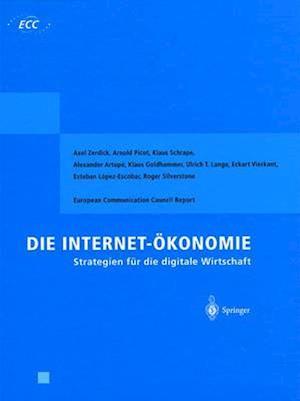 European Comm.Council Report af Arnold Picot, Klaus Schrape, Axel Zerdick