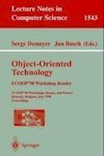 Object-oriented Technology - ECOOP '98 Workshop Reader af Jan Bosch, Serge Demeyer