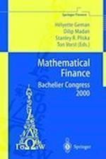 Mathematical Finance - Bachelier Congress 2000 af Ton Vorst, Helyette Geman, Dilip Madan