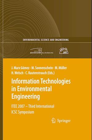 Information Technologies in Environmental Engineering af Martin Muller, Michael Sonnenschein, Heinz Welsch