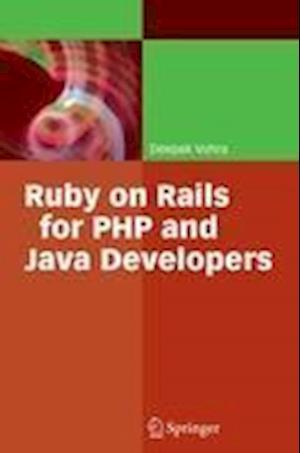 Ruby on Rails for PHP and Java Developers af Deepak Vohra
