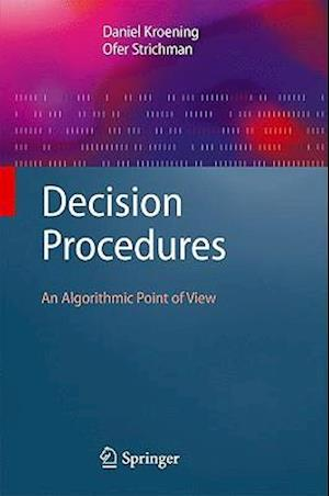 Decision Procedures af Daniel Kroening