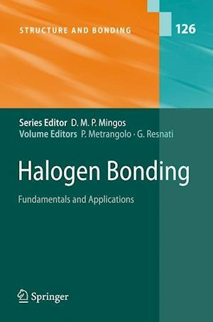 Halogen Bonding af Pierangelo Metrangolo