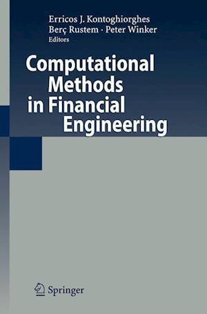 Computational Methods in Financial Engineering af Berc Rustem, Peter Winker