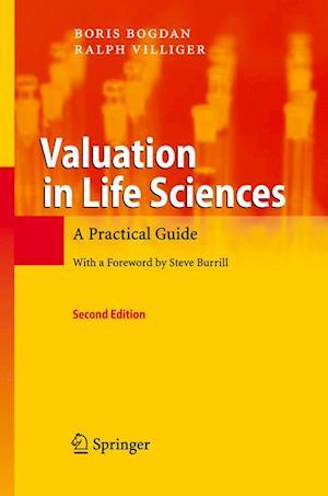 Bog, hardback Valuation in Life Sciences af Boris Bogdan