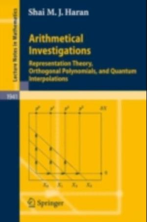 Arithmetical Investigations af Shai M. J. Haran