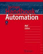 Springer Handbook of Automation af Shimon Y. Nof